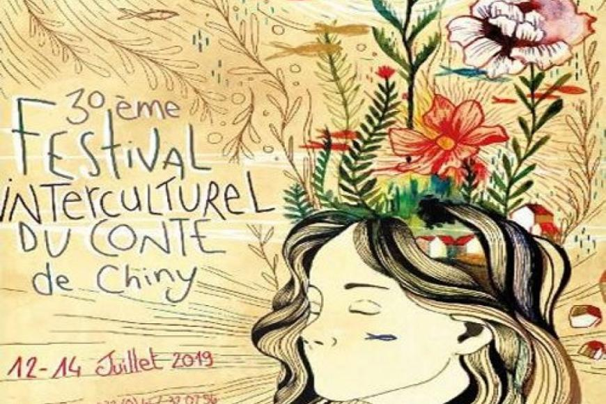 Festival interculturel du Conte de Chiny 2019 - Emission Radio Sud