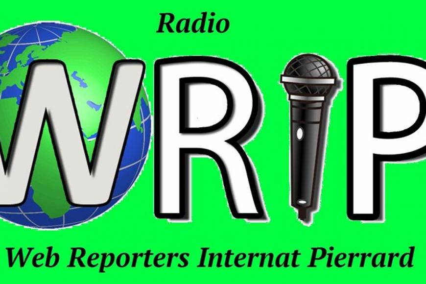 Web Reporters Internat Pierrard - Emission Radio Sud